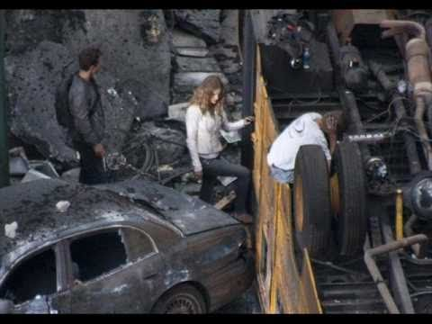 New Transformers 3 movie photos 2010 Chicago Set Pictures