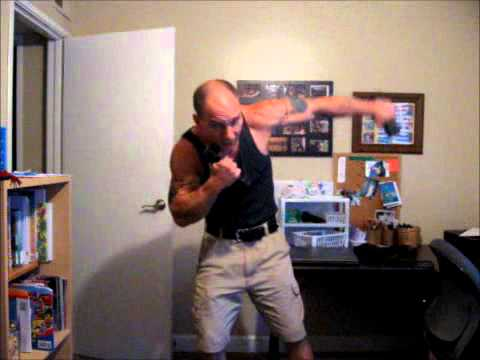 Zombie Fighter Jango Workout, Detailed Explanation Of Body-Mechanics. Image 1