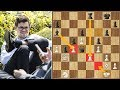 Magnus Carlsen Dominates Speed Chess - A Rough Day for Wesley So