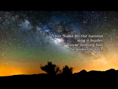 Paul Baloche - Your Name