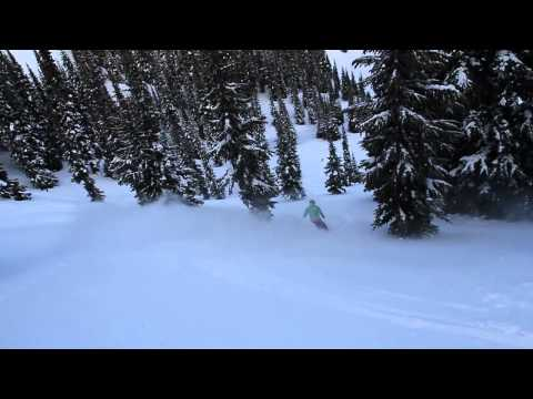 Crystal Mountain With Blair Habenicht, Ingrid Backstrom And Others video