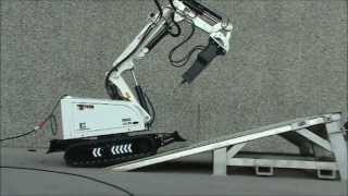 Video Demolition Robot  RDC 22.20