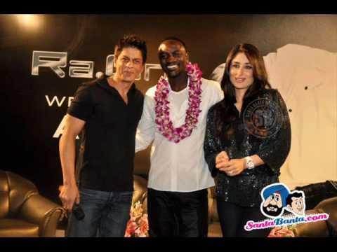 Ra. One Chammak Challo Akon's International Version
