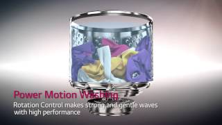 LG Laundry - WT1701CV Video