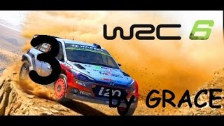 WRC 6 gameplay ITA EP 3 RALLY POLONIA by GRACE