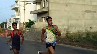 1600 m race 4:28 (jind sports club)