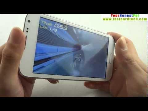 Galaxy S3 Note 2 N7100 best clone 1GB Ram dual core CPU Hands On
