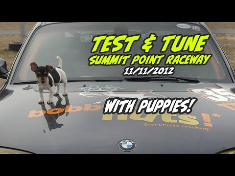 BMW 135 Test & Tune: EMRA Summit Point 11/11/2012 (#135 BMW)