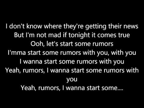 Jake Miller - Rumors