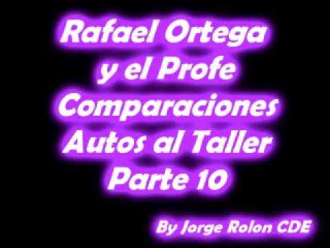 10 Rafael Ortega El Cabezon y El Profe - Comparaciones - Autos del rico y el pobre