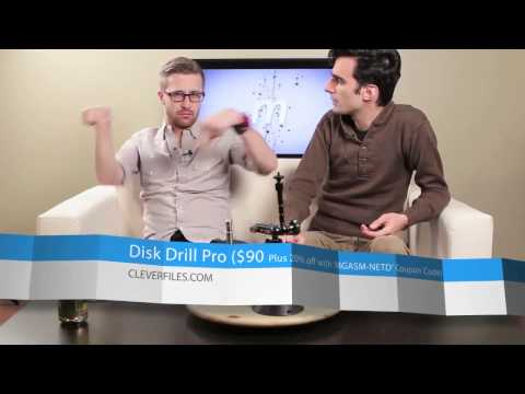 Recover deleted files on Mac OS X. Disk Drill: free data recovery software