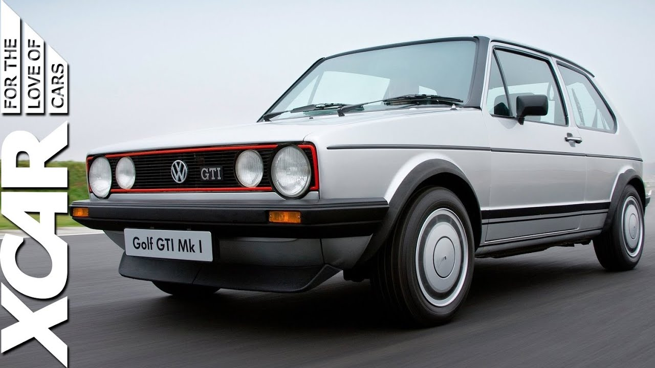 volkswagen golf gti mk 1 the origin of the species xcar youtube. Black Bedroom Furniture Sets. Home Design Ideas