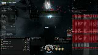 Eve Online: RvB Battlecruiser Games - The force of Red