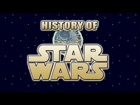 The History of Star Wars Games Part 1: 1982-1998