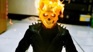 Ghost Rider and Resident Evil stop motion - Breath from Hell 惡靈戰警