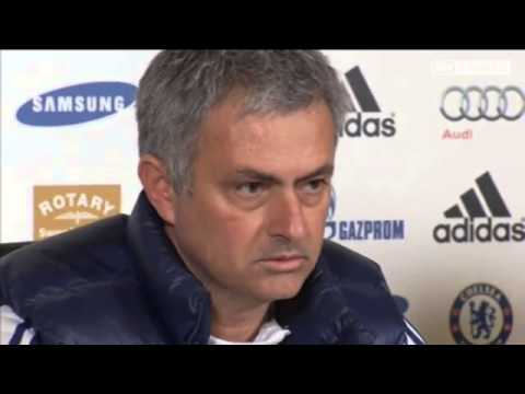 Mourinho 'attacks' Wenger