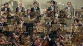 ベルリオーズ幻想交響曲第3楽章
