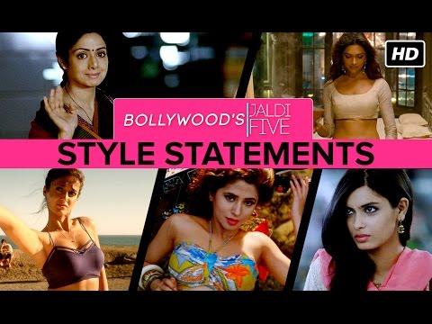 Bollywood's Female Style Statements
