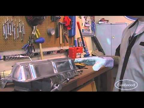 Buffing Motors, Compounds and Kits - How To from Eastwood