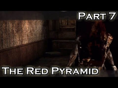 Silent Hill 2 Walkthrough (Part 7) - The Red Pyramid Thing (HD 720p)