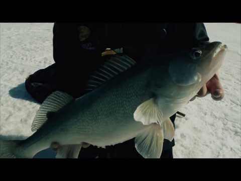 lowrance ice fishing