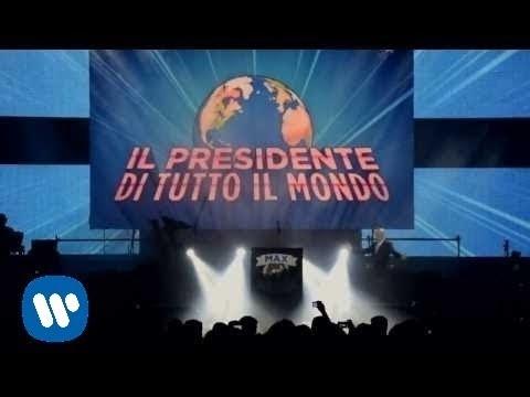 Max Pezzali -- Il Presidente Di Tutto Il Mondo