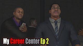 NBA 2K14 Next Gen Center The Rook Ep 2: The Draft & A New My Player