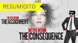 "The Evil Within DLC ""The Assignment"" y ""The Consequence"" - RESUMIDITO (Resumen) - #04"