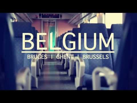 Wander The Map -- Belgium: Bruges, Ghent and Brussels