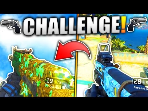 The GUN SWITCH CHALLENGE! (Challenge Me!)