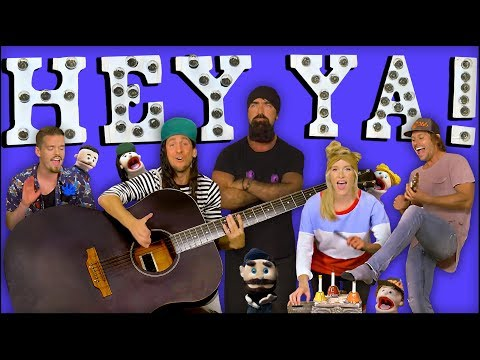 Watch Video Hey Ya! - Walk off the Earth Outkast Cover