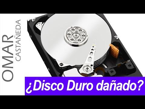 SINTOMAS DE UN DISCO DURO DAÑADO