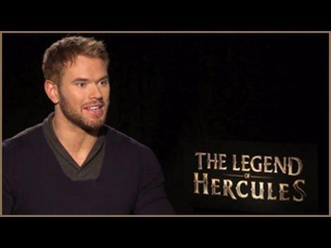 The Legend Of Hercules: Fitness Training Exclusive- Kellan Lutz