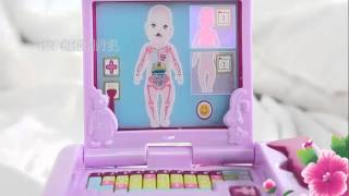 Trò chơi trẻ em , Bộ dụng cụ khám bệnh của Bác sĩ, khám bệnh cho búp bê