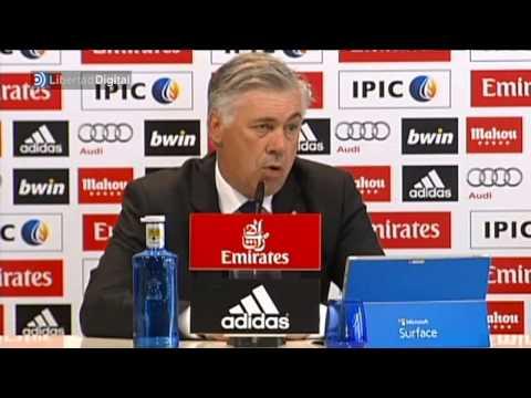 Ancelotti explota contra Blatter: