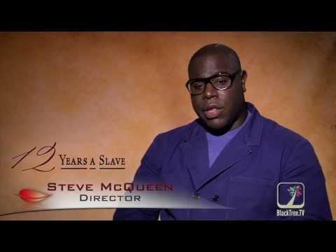 12 Years A Slave Director Steve McQueen Interview Pt. 2