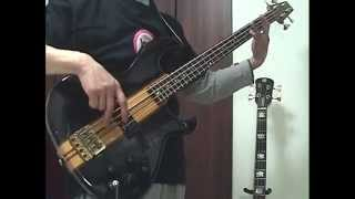 Duran Duran -Girls on Film- Bass cover