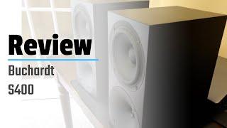Buchardt Audio S400 Review