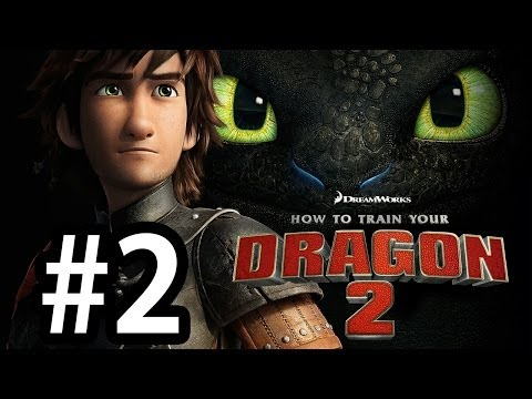 How To Train Your Dragon 2 Gameplay Walkthrough - Tournament [Part 2]