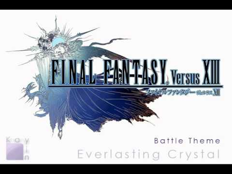Final Fantasy Versus XIII Soundtrack - Boss Battle Theme ~Everlasting Crystal~ [by Kayin]