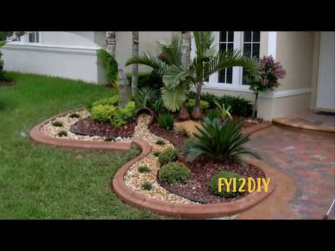 90 front sidewalk landscaping ideas - small front yard landscaping ideas 2017