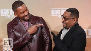 Will Smith, Martin Lawrence Premiere 'Bad Boys For Life' In Berlin