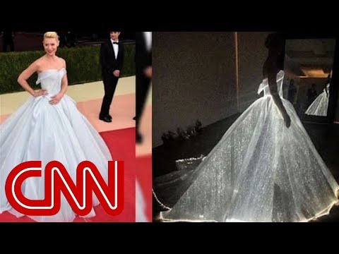 Claire Danes' dress the brightest star at Met Gala
