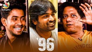 Bucks Shares About Vijay Sethupathi's Struggles | Bagavathi Perumal & Surya Interview | 96 Movie