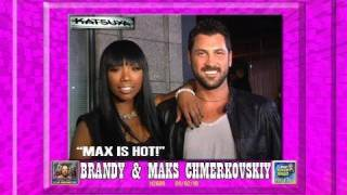 Brandy Thinks Maks Is HOT!