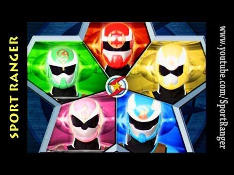 Sport Ranger 09 ขบวนการ สปอร์ตเรนเจอร์