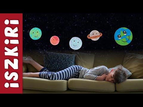 Iszkiri Zenekar: Fele kék, fele zöld... (A Föld dala) - otthon ülő változat, gyerekdal, videoklip