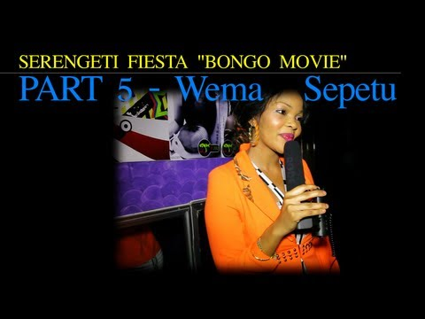 Wema Sepetu - Bongo Movie FIESTA Part 5