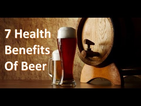 health benefits of beer A pint of beer a day can have great effects on your health find out the benefits of beer you probably didn't know before.