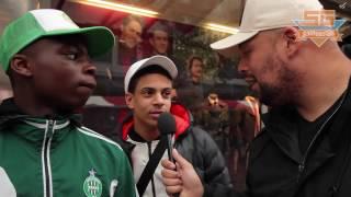 HOEVEEL GELD HEB JIJ OP JE REKENING?? (BIJLMER) - SUPERGAANDE INTERVIEW